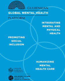 Brochure of the Gulbenkian Global Mental Health Platform