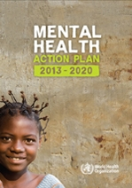 WHO Director-General launches the Mental Health Action Plan 2013-2020
