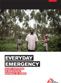 Everyday Emergency: Silent Suffering in Democratic Republic of Congo